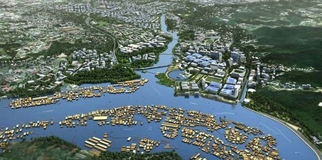 HOK Uses Biomimicry to Inspire Master Plan for Brunei Capital City | Biomimicry | Scoop.it