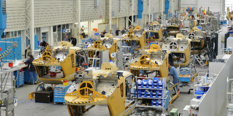 First Airbus Helicopter final assembly line in China | Commercial Aviation | Scoop.it
