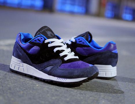 Où acheter la Saucony Shadow Master Hanon «The Midnight Runner» ? | sneakers-addicted | Scoop.it