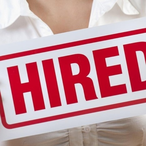 Tech Company Extends Job Offer to Recent Grad Via Instagram - Mashable - Mashable | Social Media Marketing | Scoop.it