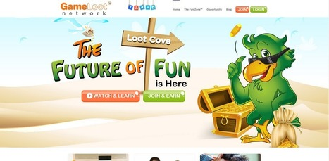Game Loot Network – The Future of Fun is Here! | Marketing | Scoop.it