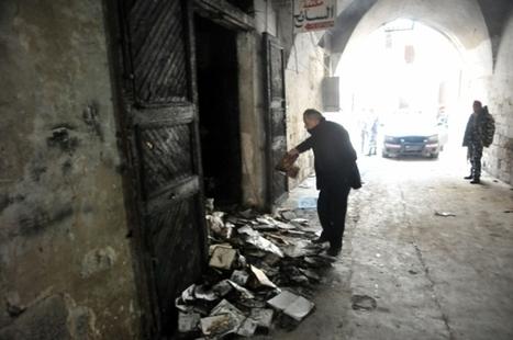 L'une des plus vieilles bibliothèques du Liban incendiée | Monde et actualité | Scoop.it