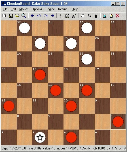 CheckerBoard | Abstract Board Games | Scoop.it