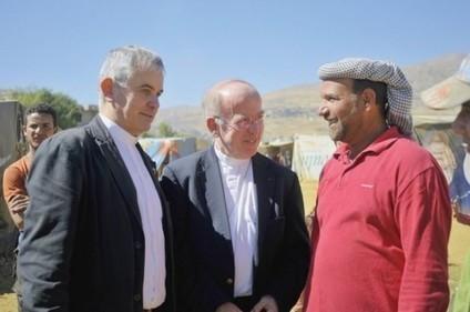 AU LIBAN, MUSULMANS ET CHRÉTIENS SOUDÉS AUTOUR DES EXILÉS SYRIENS | Action internationale | Scoop.it