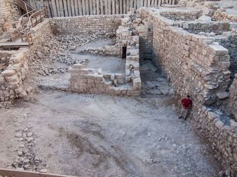 New discovery fills gap in ancient Jerusalem history | Ancient Origins of Science | Scoop.it