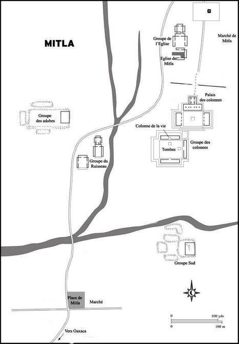 Mitla, site archéologique zapotèque - Diez Horas | Histoire et Archéologie | Scoop.it