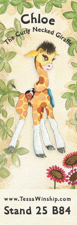 Fan Page « Chloe The Curly Necked Giraffe | Tessa Winship.com Children's Picture Books | Scoop.it