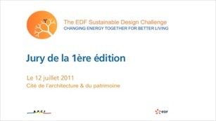 EDF DESIGN CHALLENGE | Le groupe EDF | Scoop.it