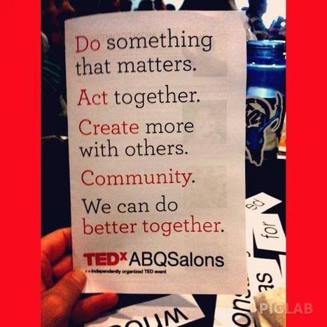 How TEDxABQ Used Storytelling and Transmedia Planning | Transmedia: Storytelling for the Digital Age | Scoop.it