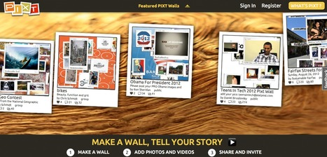 Pixt - Create and Share a Wall | Animations, Videos, Images, Graphics and Fun | Scoop.it