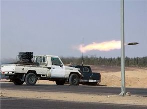 Jihadist groups launch missile in Sinai military drill | Égypt-actus | Scoop.it
