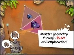 DragonBox Elements - The Game That Secretly Teaches Geometry   Papa heureux et éducation   Scoop.it