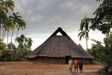 Colombia: Aprendiendo a vivir como los hijos de la selva | proyecto sociocomunitario | Scoop.it