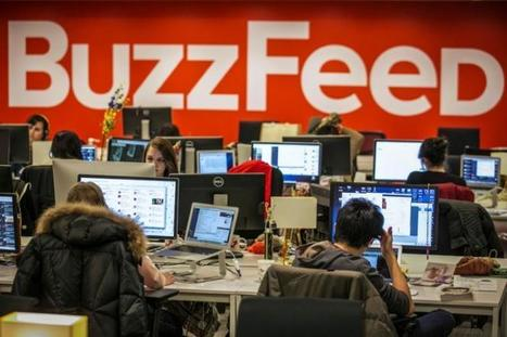 NBCUniversal doubles stake in BuzzFeed with $200 million investment | $ingularity | Scoop.it