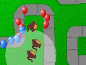 Baloons tower Defense 1 | TowerDefense | Scoop.it