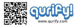 QR Code Generator - Make your own QR Code. Free. - Qurify.com   K-12 Web Resources   Scoop.it