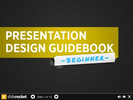 10 Secrets of Presentation Design – The Fundamentals | college and career ready | Scoop.it