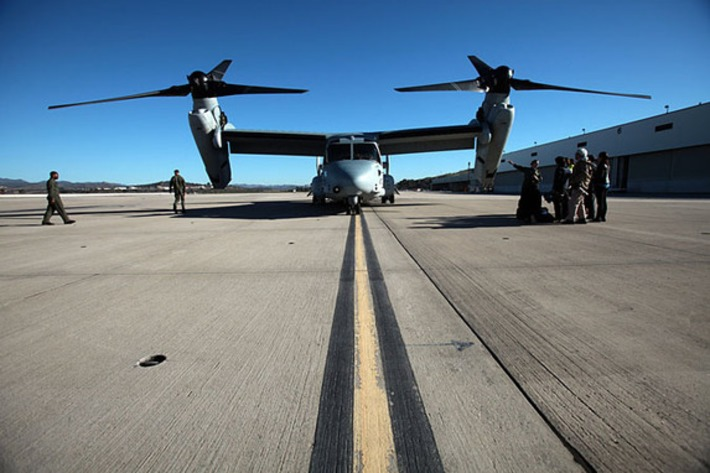 MV-22B Osprey: By the Numbers | D-FENS | Scoop.it