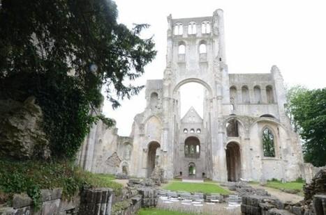 Un mécénat pour restaurer une partie de l'abbaye de Jumièges | Histoire et gestion du patrimoine culturel | Scoop.it