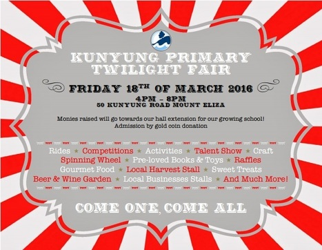 Point2 Real Estate Sponsors The Kunyung Primary Twilight Fair! | Point2 Real Estate | Scoop.it