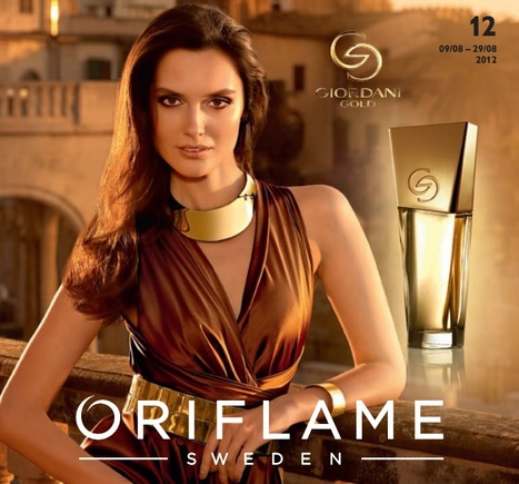Catálogo Oriflame 12 | Oriflame Portugal | Scoop.it