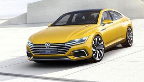 Volkswagen Sport Coupe Concept GTE Concept Car Announced for Geneva Motor Show - I4U News | News | Scoop.it