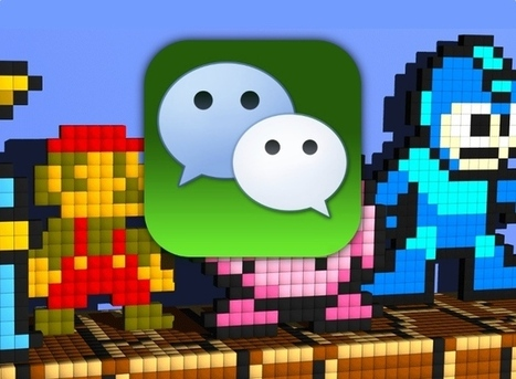 Tencent: Mobile Gaming Platform For WeChat to Begin Testing Soon | New Media Technology | Scoop.it