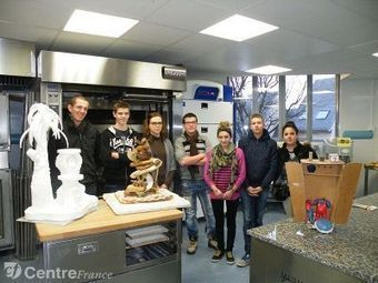 4e Coupe de France des écoles en boulangerie, viennoiserie et pâtisserie | Le JDC | Actu Boulangerie Patisserie Restauration Traiteur | Scoop.it