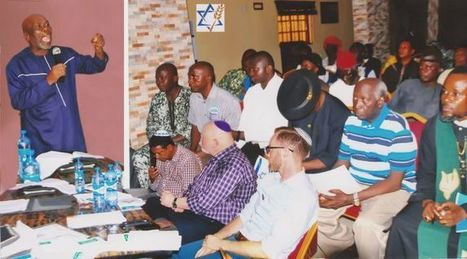 In Nigeria, Messianic Jews Join Contest for Souls of 'Lost Tribe' | Jewish Education Around the World | Scoop.it