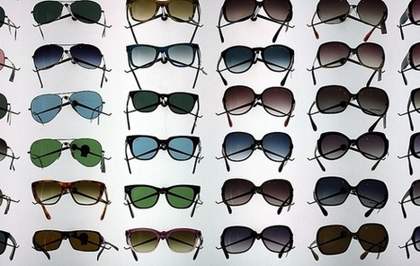 La 3D au service du e-commerce : l'exemple des lunettes | Management | Scoop.it
