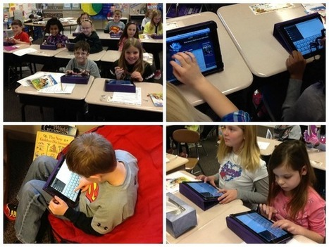 iPaddling through Third Grade: iPaddling through Student-Led Conferences | ITS.OneCampus | Scoop.it