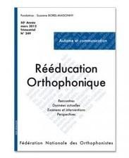Rééducation orthophonique n° 249 — Autisme et orthophonie | ANAE - Approche Neuropsychologique des Apprentissages chez l'Enfant | Scoop.it