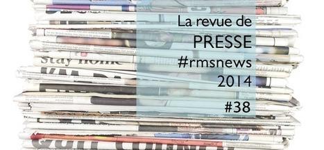 Revue de presse - #rmsconf 2014 est terminé, vive #rmsconf ! - #rmsnews | Digital - HR - Innovation- Start-up | Scoop.it