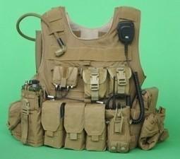 Les Marines US se prennent une veste solaire - Militaire   electriclove.info   Eco Solutions   Scoop.it