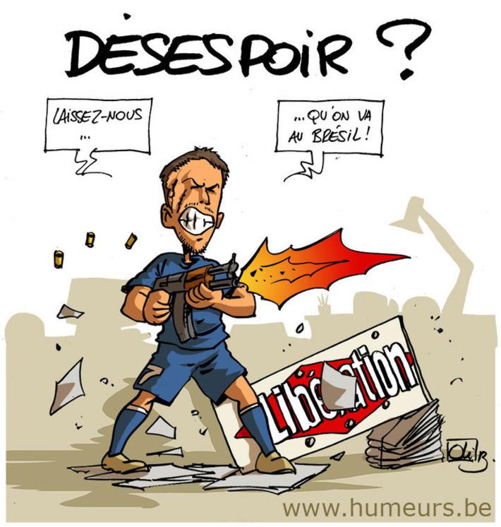 La France sous le choc ! | Baie d'humour | Scoop.it
