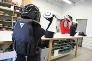 Actualité: des gilets airbag chez les moto-taxis - Caradisiac.com   Sécurité routière, sécurité 2 roues   Scoop.it