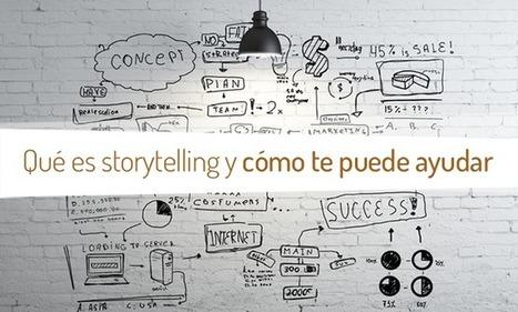 Qué es Storytelling y cómo te puede ayudar en tus proyectos | convivir | Scoop.it