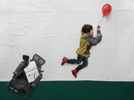Photos Bring Dreams to Life for Boy with Muscular Dystrophy... | Art for art's sake... | Scoop.it