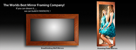 Buy Framed Mirrors & Make the home Gorgious | Home Disign With Mirrors | Scoop.it