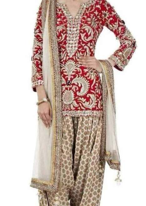 High fashion designer Punjabi dresses 2015 for girls | styleuneed | Scoop.it