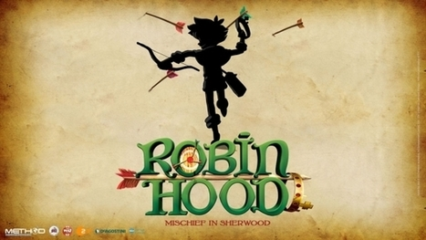 TBI VISION | PGS sells Robin Hood to raft of b'casters | Robin Hood - Mischief in Sherwood | Scoop.it