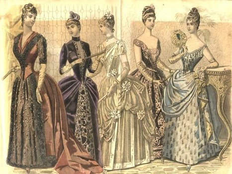 How Tuberculosis Shaped Victorian Fashion | Vintage and Retro Style | Scoop.it