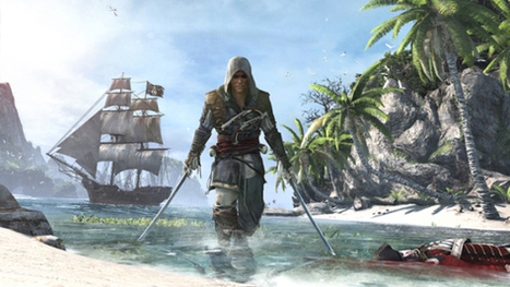 How video game giant Ubisoft will dive into movies with an Assassin's Creed film (interview) | A world of Technology and Fun | Scoop.it