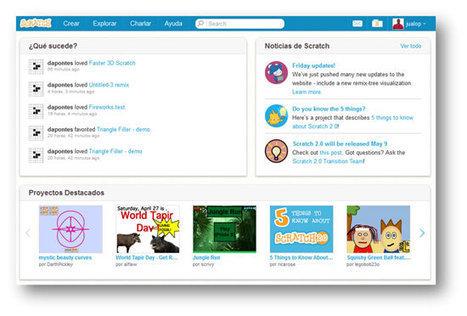 Eduteka - Guía de referencia de Scratch 2.0 | ticprojec | Scoop.it