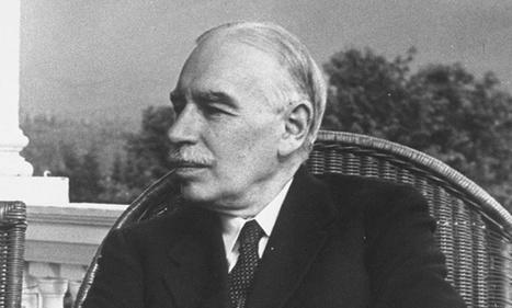 John Maynard Keynes 'a great economist but poor currency trader' | The Economic Method | Scoop.it