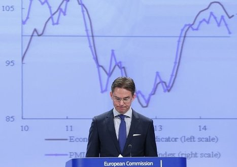 European Union Lowers Growth Forecasts as Business Confidence Sags | Sustain Our Earth | Scoop.it