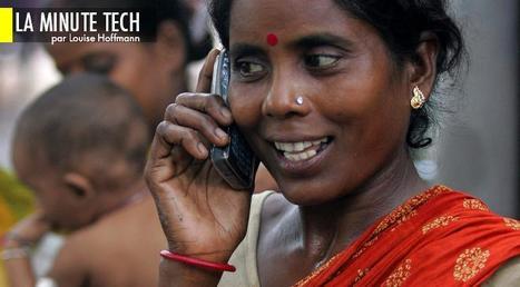 75% des terriens possèdent un téléphone portable   Gotta see it   Scoop.it