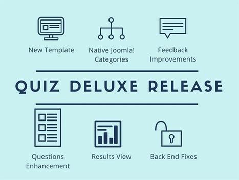 Joomla Quiz Deluxe Release: New Template and Multiple Improvements | JoomPlace Blog | Scoop.it