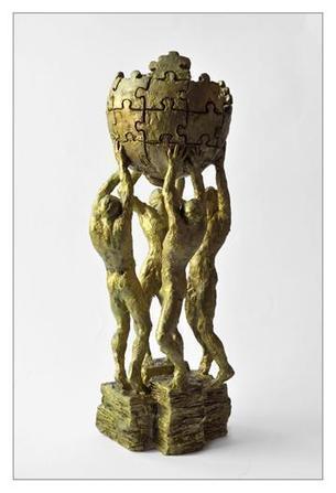Une statue en hommage à Wikipedia réalisée en Pologne - Actualitté.com | Web collaboratif | Scoop.it