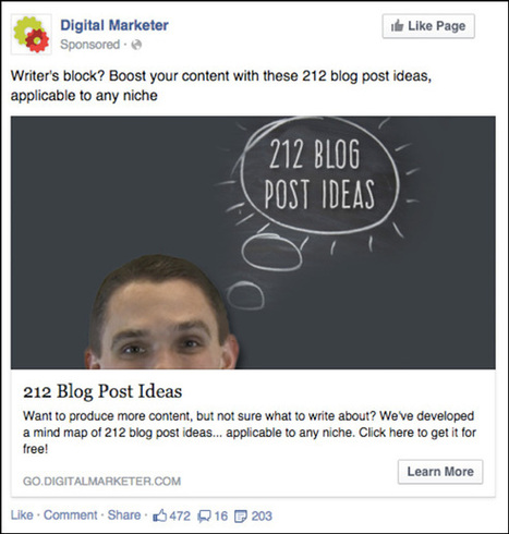 7 Lessons Learned from 567 Facebook Ad Campaigns in One Year   Facebook Advertising   Scoop.it